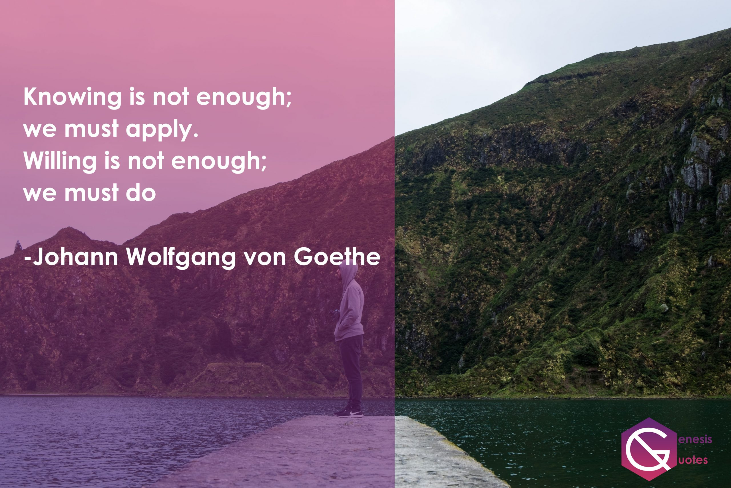 Johann Wolfgang von Goethe | Motivational-Quotes