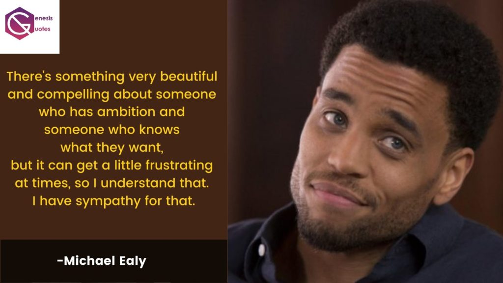 Michael Ealy Quotes